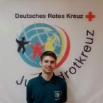 Kevin Schmidt, angehender Gruppenleiter